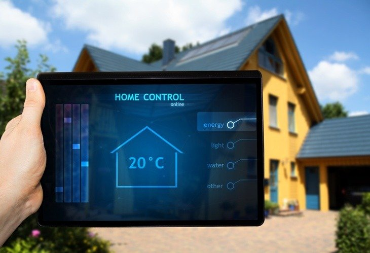 Smart home technology contractors Chicago